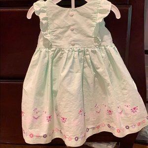 Lama infant dress